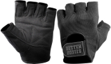 Better Bodies Basic Gym Gloves - Black Large