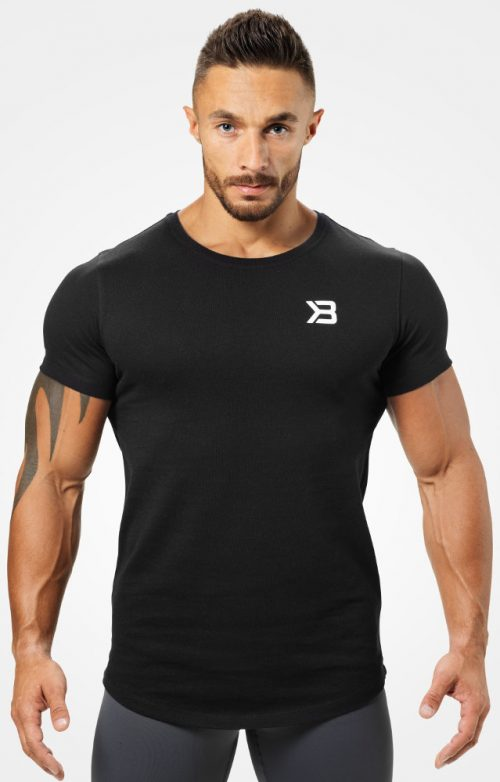 Better Bodies Hudson Tee - Black XL