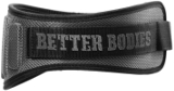 Better Bodies Pro Lifting Belt - Grey Medium