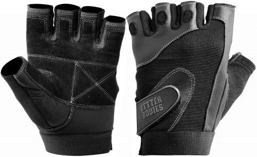 Better Bodies Pro Lifting Gloves - Black Medium