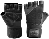 Better Bodies Pro Wristwrap Gloves - Large