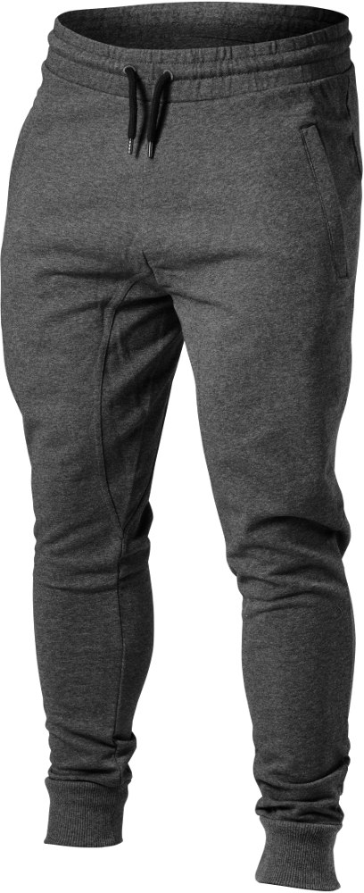 Better Bodies Tapered Joggers - Graph Melange XXL