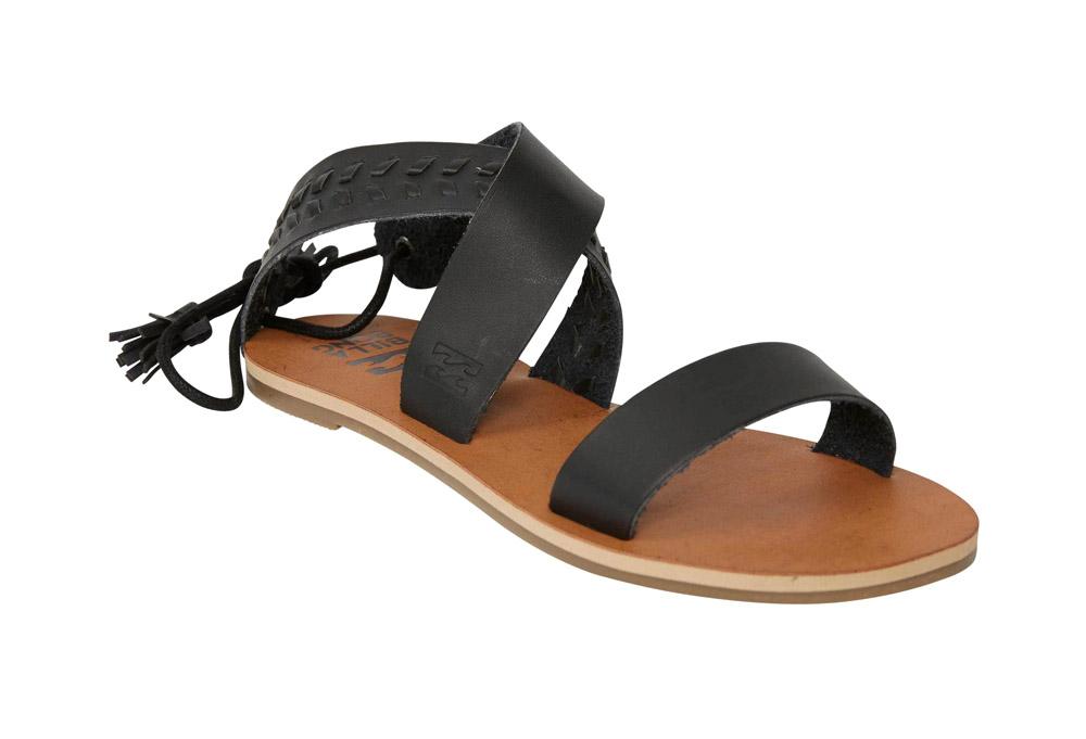 Billabong Sweet Ophelia Sandals - Women's - off black, 9