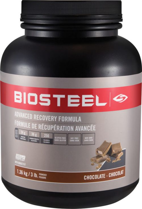 BioSteel Advanced Recovery Formula - 3lbs Chocolate