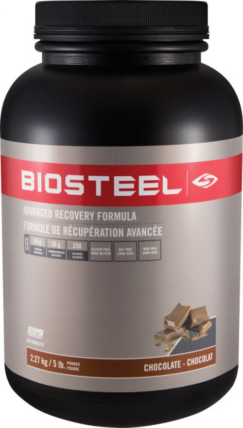 BioSteel Advanced Recovery Formula - 5lbs Chocolate