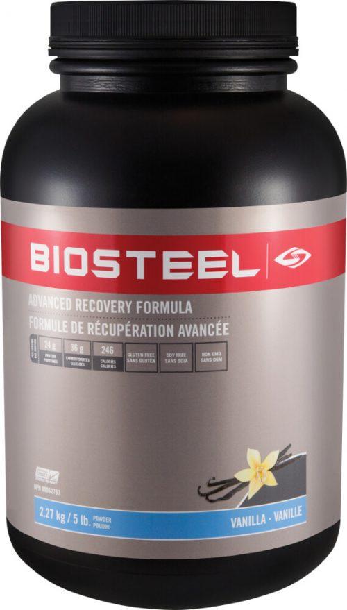 BioSteel Advanced Recovery Formula - 5lbs Vanilla