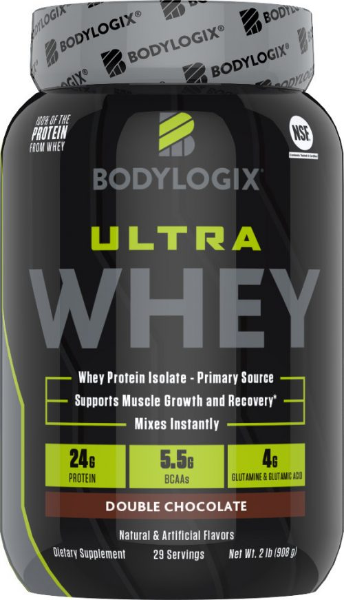 Bodylogix Ultra Whey - 2lbs Double Chocolate