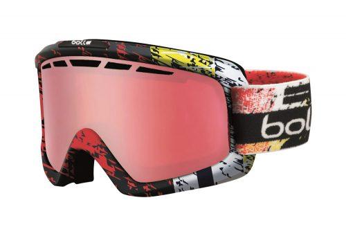 Bolle Nova II Goggles - mtblk&rd zen polverm, adjustable