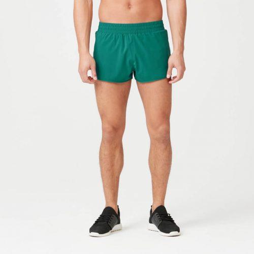 Boost Shorts - Dark Green - XL