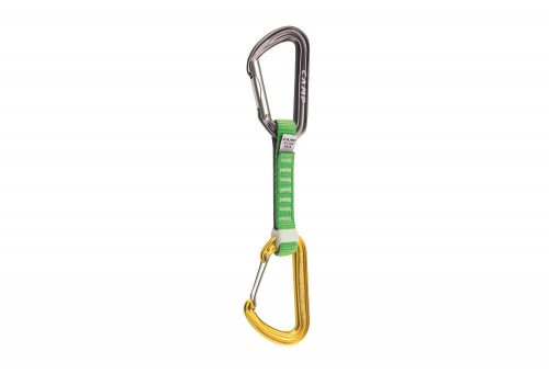CAMP USA Photon Mixed Express KS Quickdraw - 11cm - green, one size