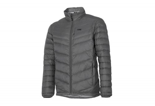 CIRQ Cascade Down Jacket - Men's - granite, large