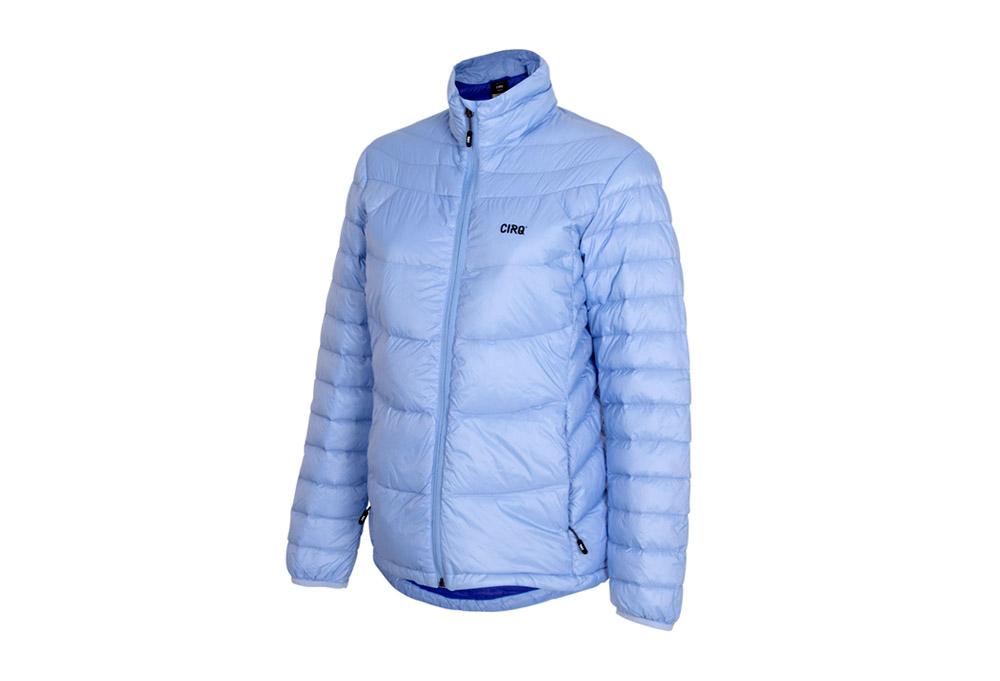 CIRQ Cascade Down Jacket - Women's - arctic blue, medium
