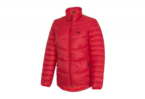 CIRQ Cascade Down Jacket - Women's - rose, small