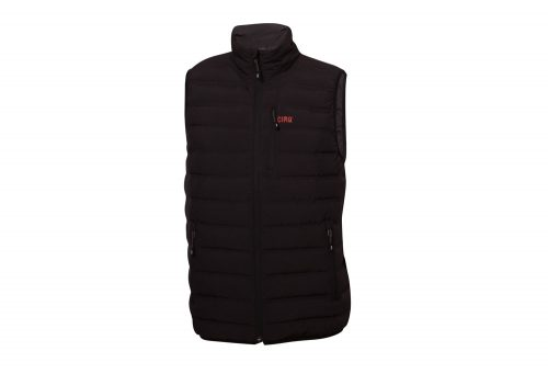 CIRQ Cascade Down Vest - Men's - anthracite, large