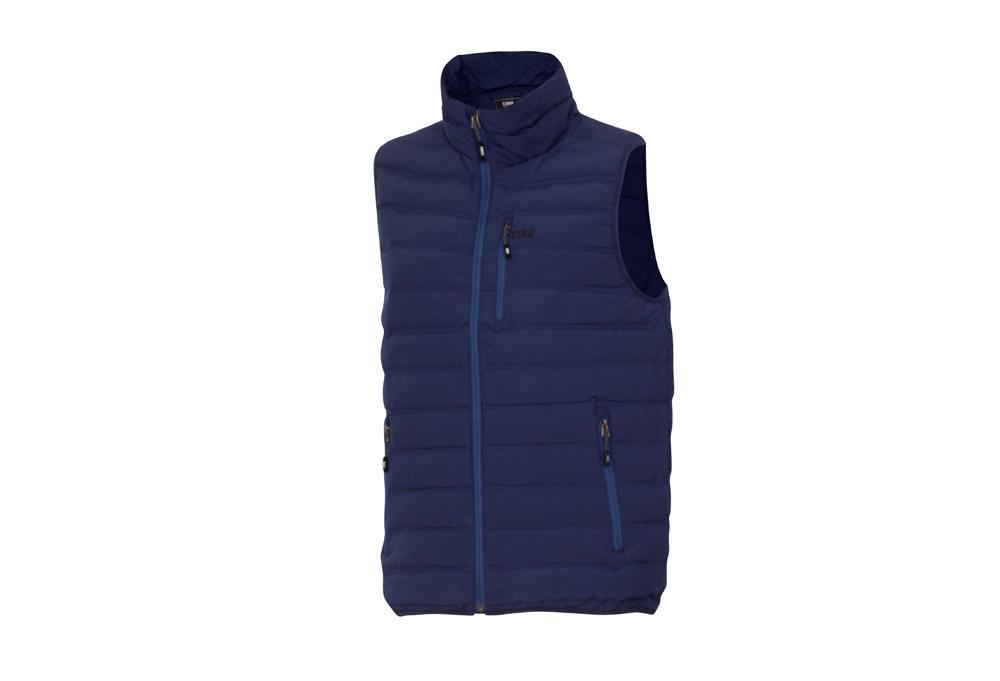 CIRQ Cascade Down Vest - Men's - deep blue, xx-large