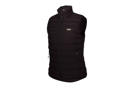 CIRQ Cascade Down Vest - Women's - anthracite, x-large