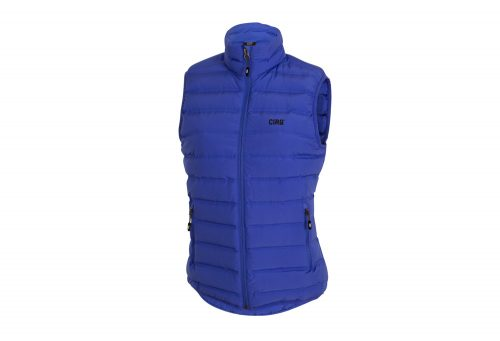 CIRQ Cascade Down Vest - Women's - ocean, medium