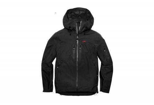 CIRQ Santiam Waterproof Shell - Men's - anthracite, x-large