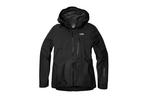 CIRQ Trillium Waterproof Shell - Women's - anthracite, small