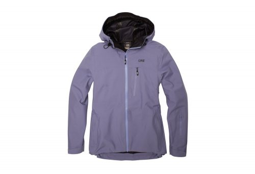 CIRQ Trillium Waterproof Shell - Women's - arctic blue, large