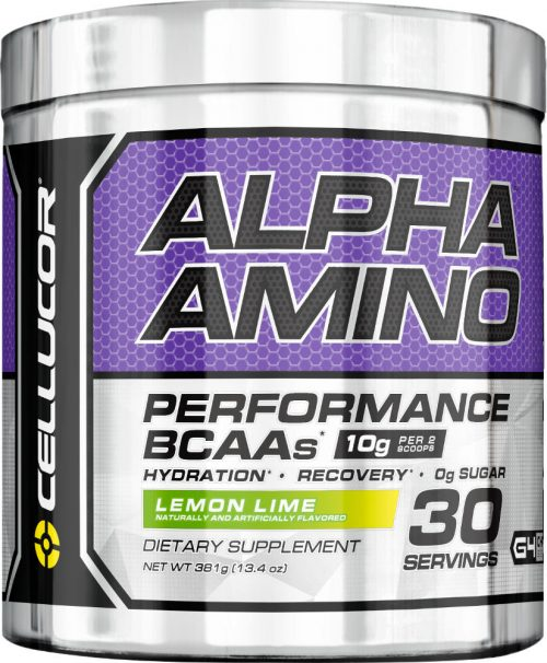 Cellucor Alpha Amino - 30 Servings Lemon Lime