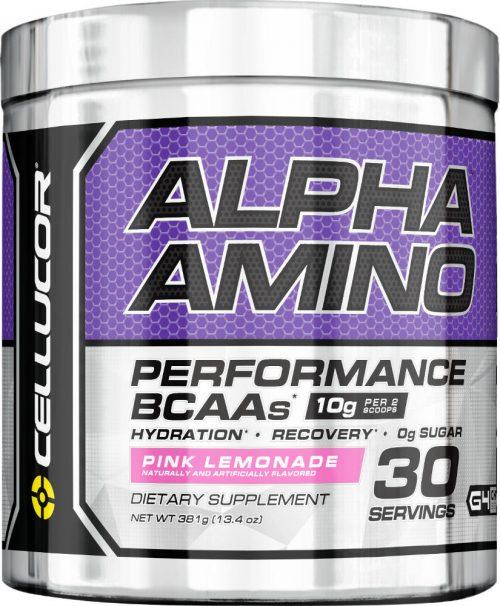 Cellucor Alpha Amino - 30 Servings Pink Lemonade