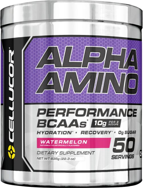 Cellucor Alpha Amino - 50 Servings Watermelon
