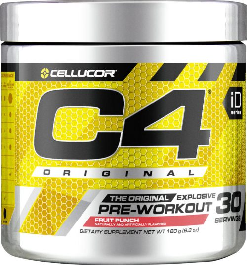 Cellucor C4 - 30 Servings Fruit Punch