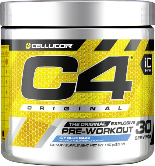 Cellucor C4 - 30 Servings Icy Blue Razz