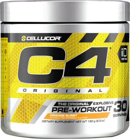 Cellucor C4 - 30 Servings Orange Burst