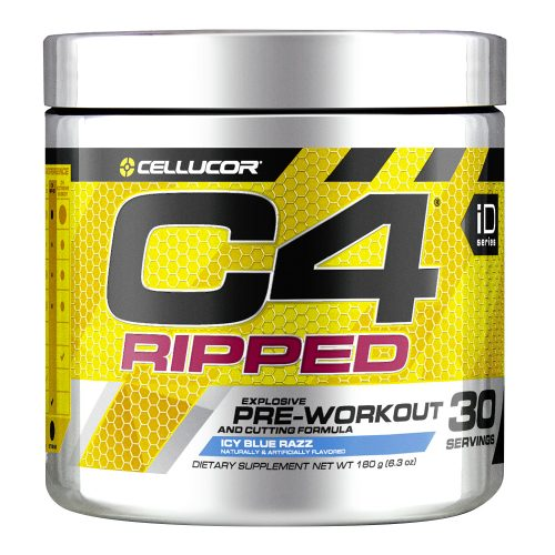 Cellucor C4 Ripped - 30 Servings Raspberry Lemonade