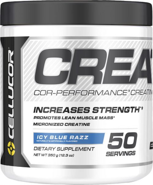 Cellucor COR-Performance Creatine - 50 Servings Icy Blue Razz