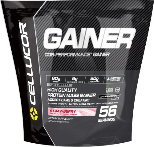 Cellucor COR-Performance Gainer - 11lbs Strawberry