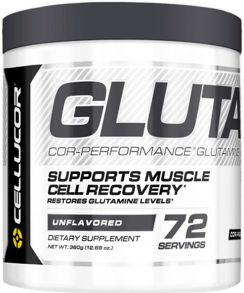 Cellucor COR-Performance Glutamine - 72 Servings Unflavored