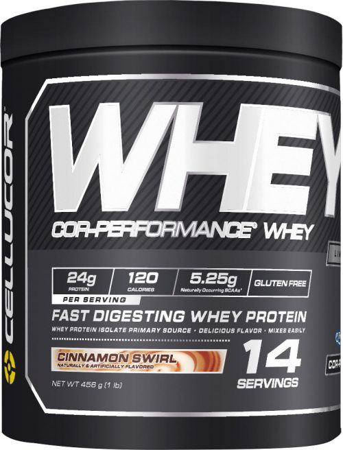 Cellucor COR-Performance Whey - 1lbs Cinnamon Swirl