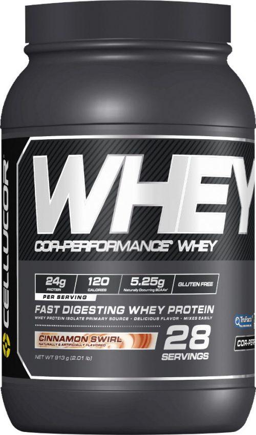 Cellucor COR-Performance Whey - 2lbs Cinnamon Swirl
