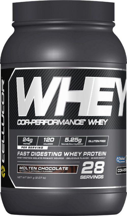 Cellucor COR-Performance Whey - 2lbs Molten Chocolate
