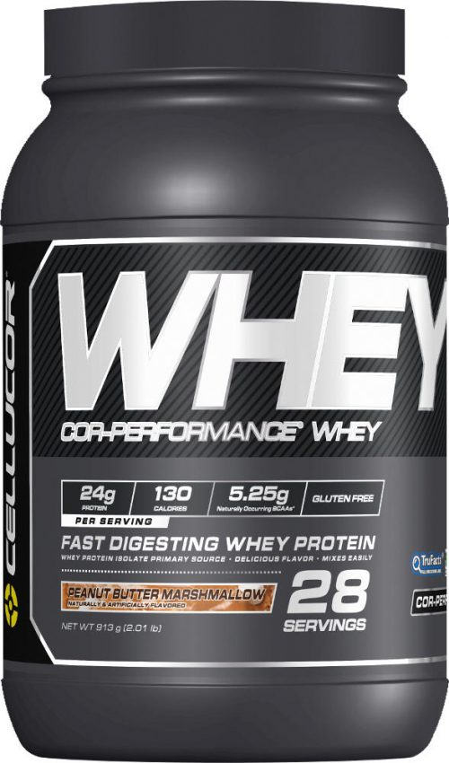 Cellucor COR-Performance Whey - 2lbs Peanut Butter Marshmallow
