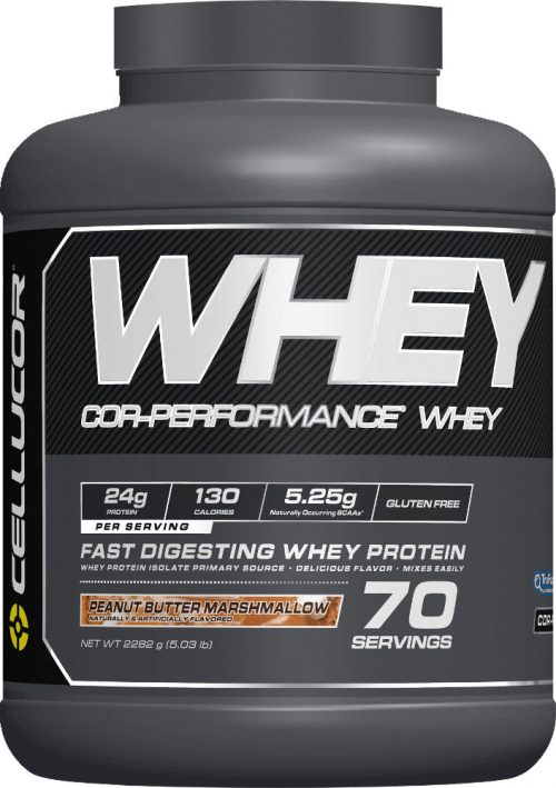 Cellucor COR-Performance Whey - 5lbs Peanut Butter Marshmallow