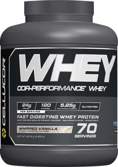 Cellucor COR-Performance Whey - 5lbs Whipped Vanilla