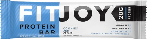 Cellucor FitJoy Bars - 1 Bar Cookies And Cream