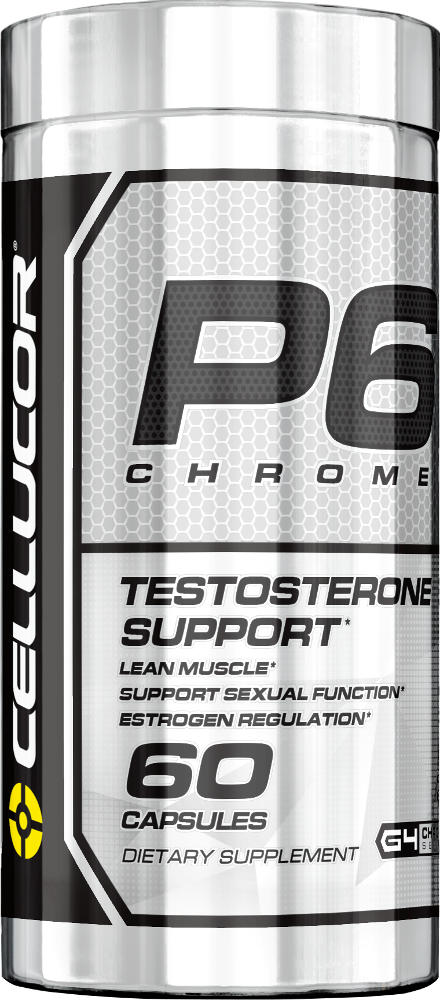 Cellucor P6 Chrome - 60 Capsules