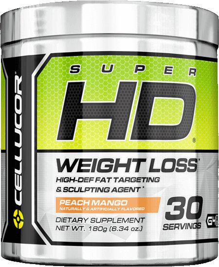 Cellucor Super HD - 30 Servings Strawberry Lemonade