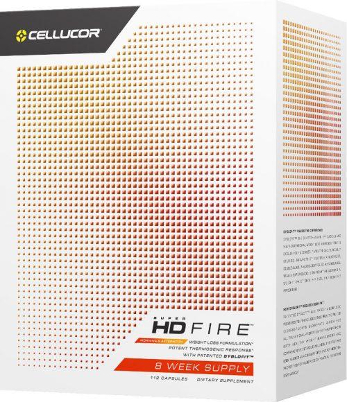 Cellucor Super HD Fire - 112 Capsules
