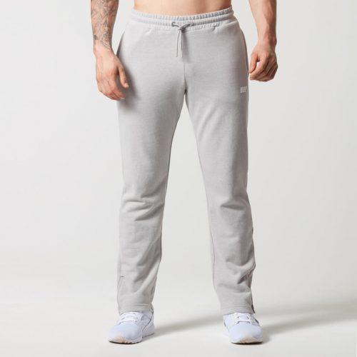 Classic Fit Joggers - Grey Marl - L