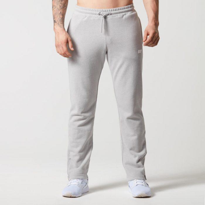 Classic Fit Joggers - Grey Marl - M