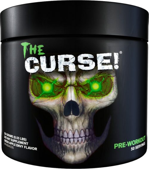 Cobra Labs The Curse - 50 Servings Green Apple Envy