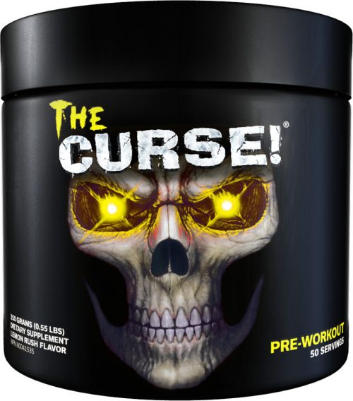 Cobra Labs The Curse - 50 Servings Lemon Rush