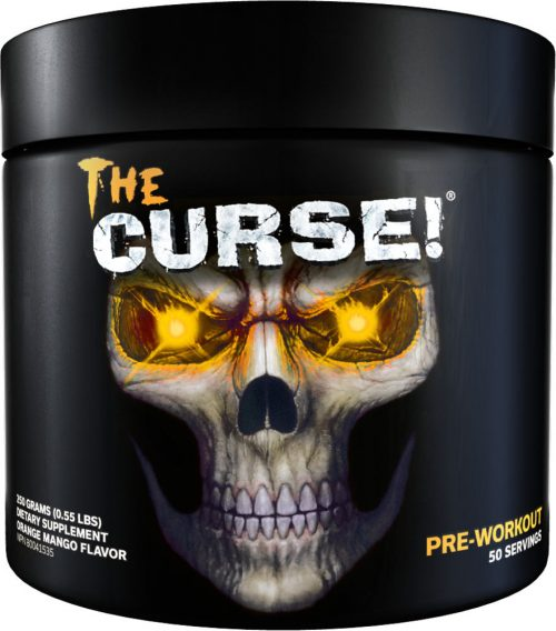 Cobra Labs The Curse - 50 Servings Orange Mango
