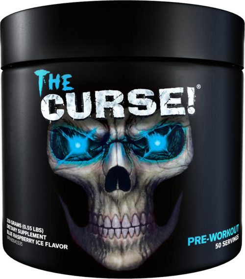 Cobra Labs The Curse - 50 Servings Raspberry Blue Ice